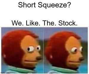 We Like The Stock Meme